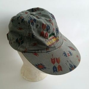 Other - Vintage Cap Native American design golf dad hat